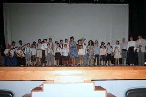Foto del acto de Jesús Ruiz Mesa