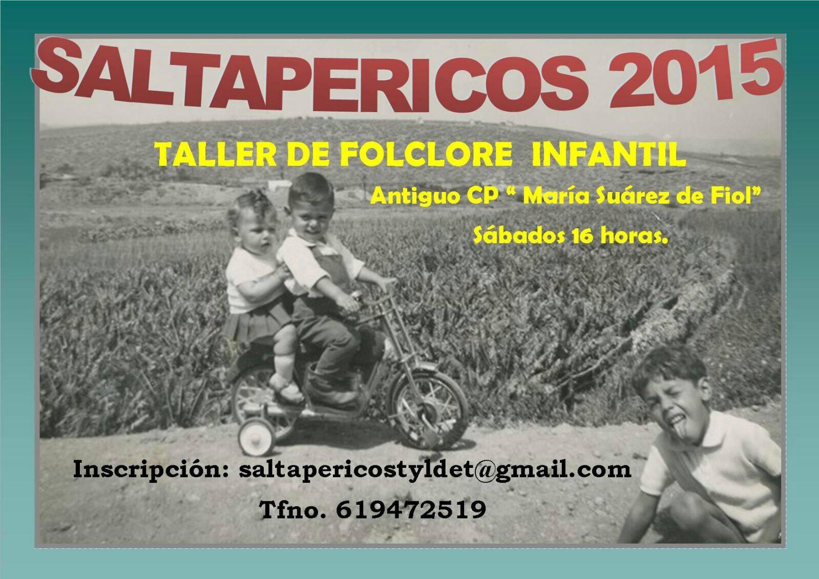 Los Saltapericos 2015/16
