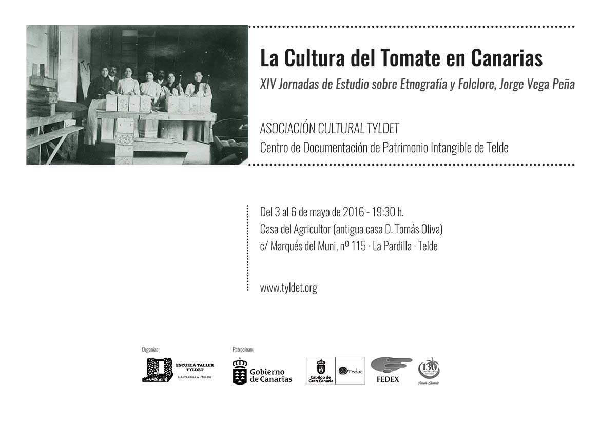 XIV Jornadas de Estudio sobre Etnografía y Folclore-Programa-1